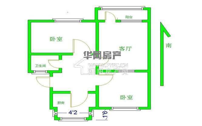 庆北小区 4 号楼 5单元 0301